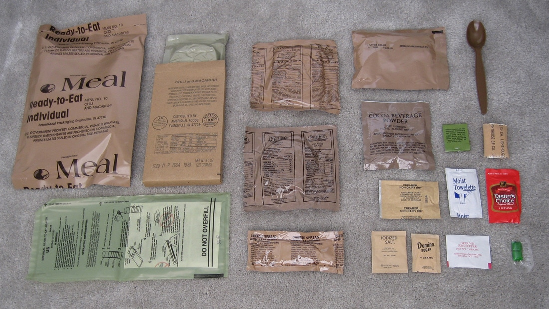 Meal, Ready-to-Eat (MRE)